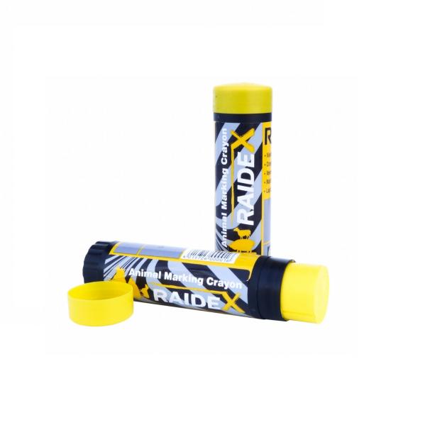 Raidex Tinta Marcadora Bastão 57 gr - Amarelo