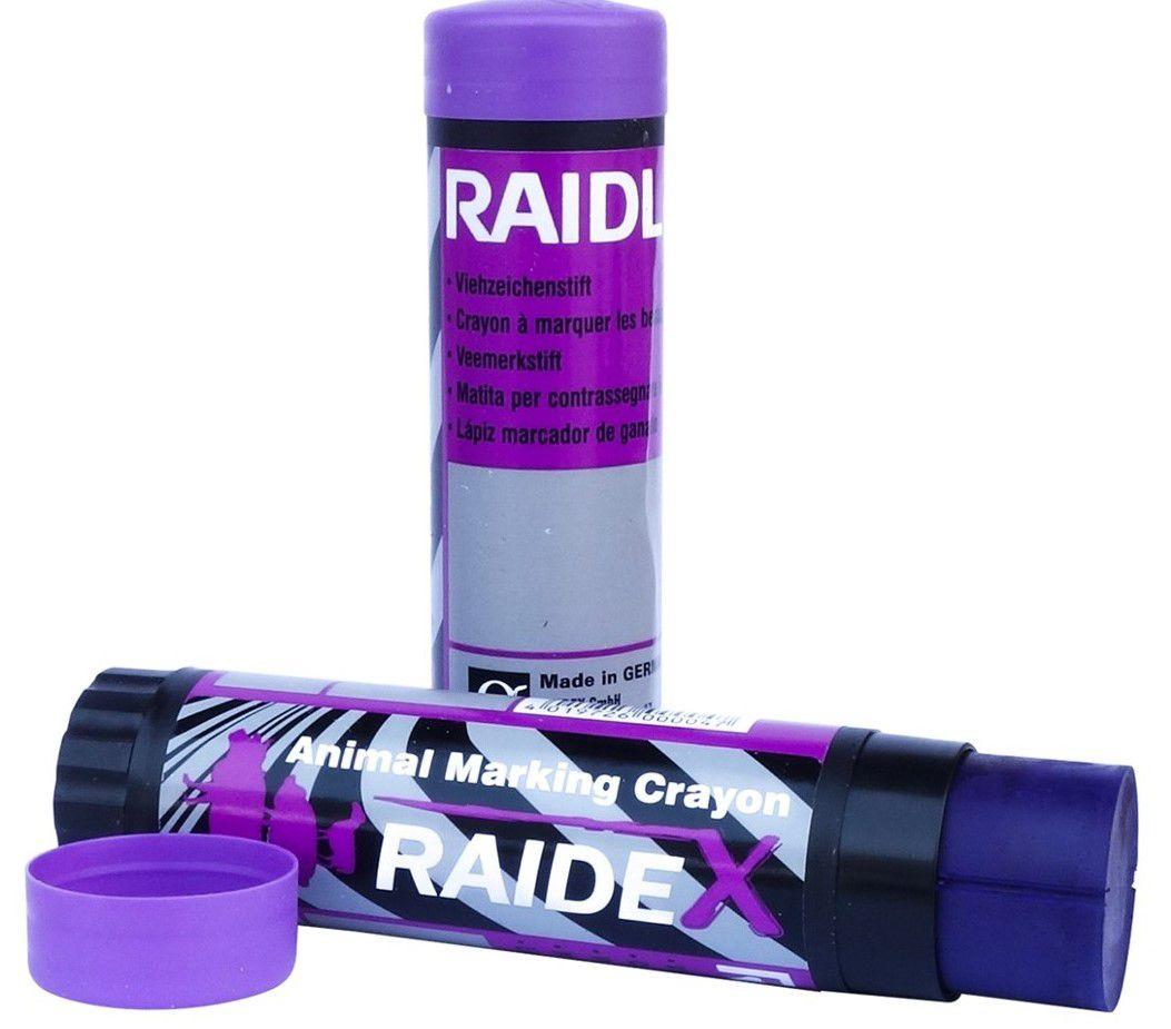 Raidex Tinta Marcadora Bastão 57 gr - Roxo