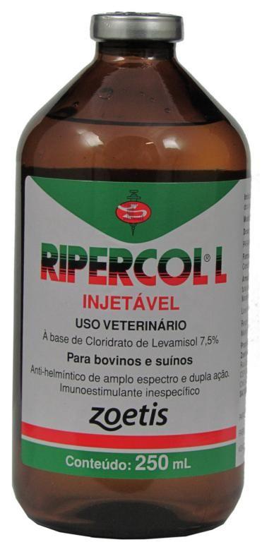Ripercol L 7,5% Injetável - 250ml