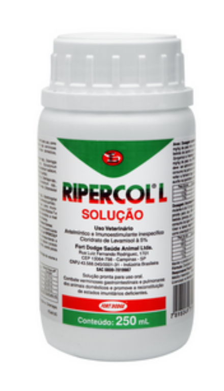 Ripercol L Solução 5% - 250ml