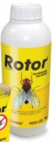 Rotor Mosquicida