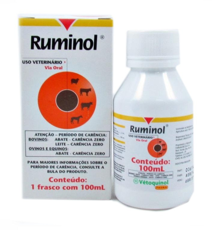 Ruminol Oral 100ml