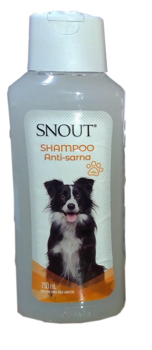 Shampoo Snout Anti-Sarna  750ml