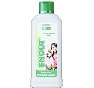 Shampoo Snout Coco - 750ml