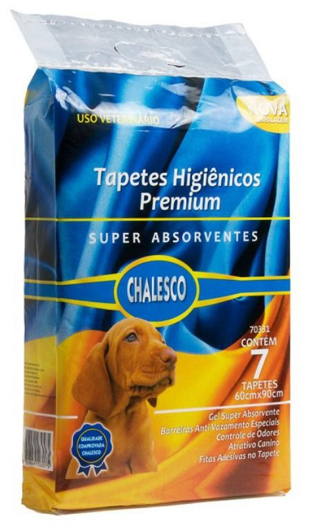 Tapete Higienico Chalesco Premium