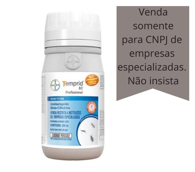 Temprid SC Inseticida - 250ml