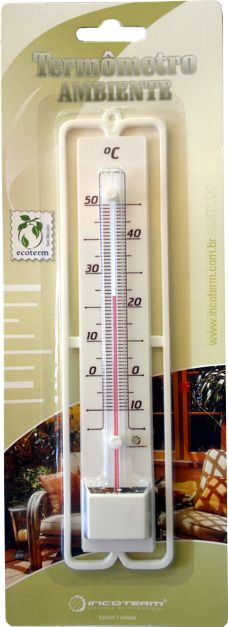 Termômetro Ambiente Incoterm