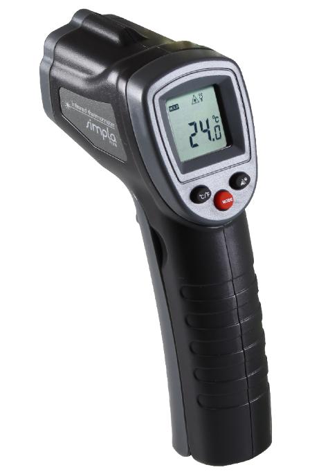 Termômetro Infravermelho Simpla TI55