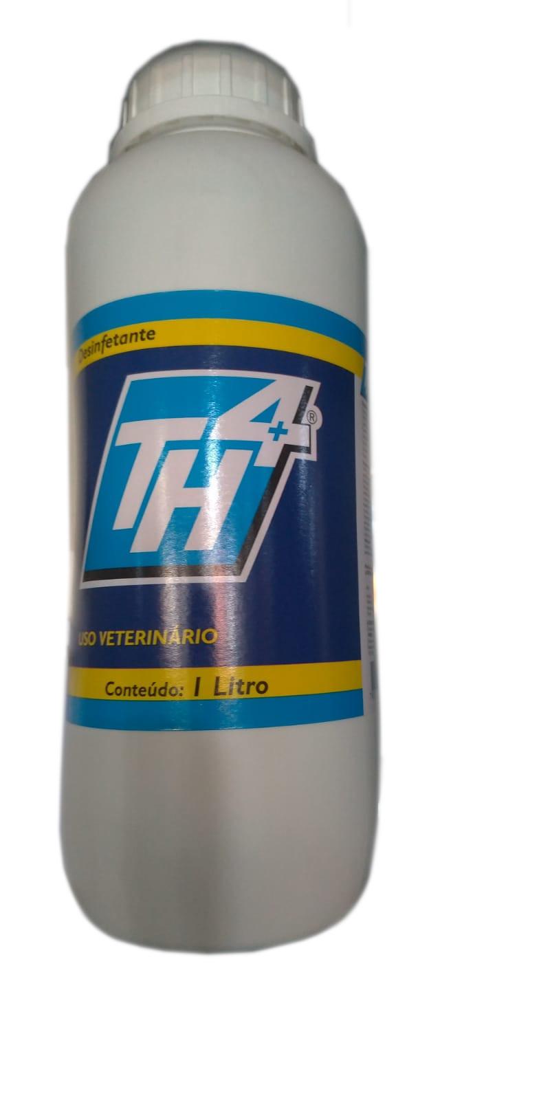 TH4 Desinfetante Veterinário - 1L e 5L
