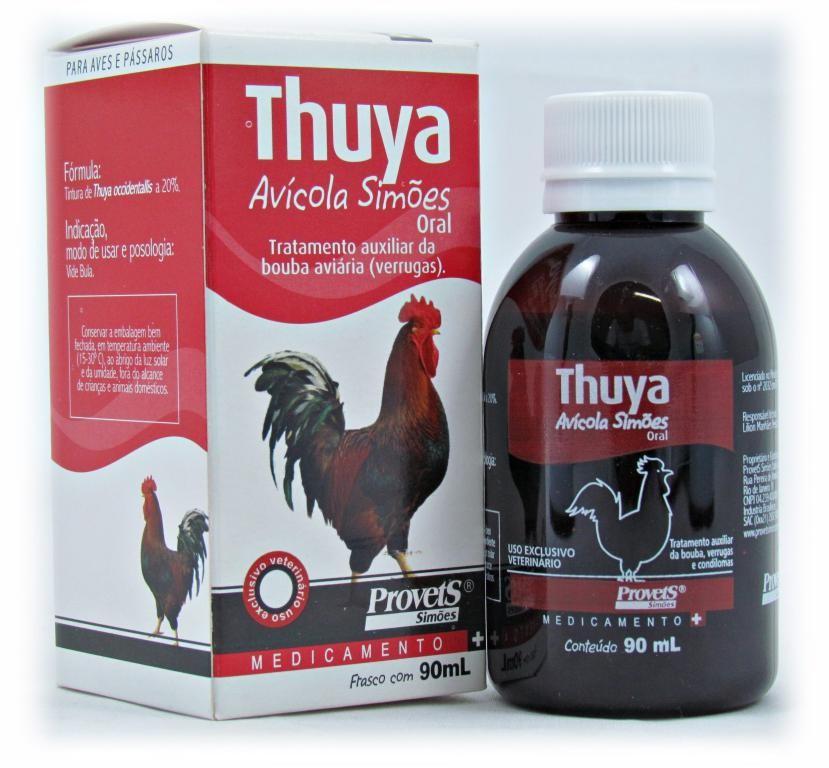 Thuya Avícola Oral