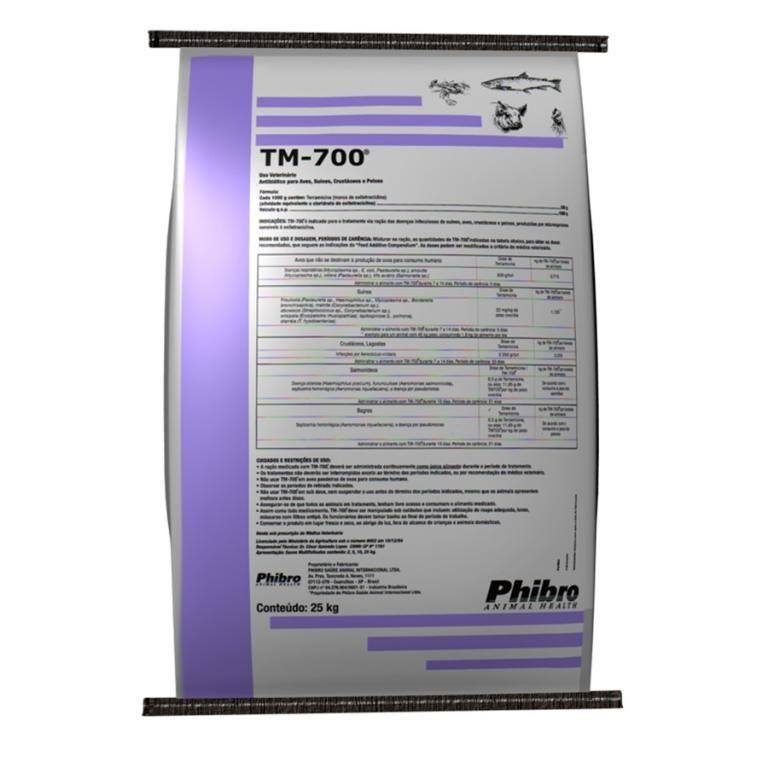 TM 700 - Saco 25kg