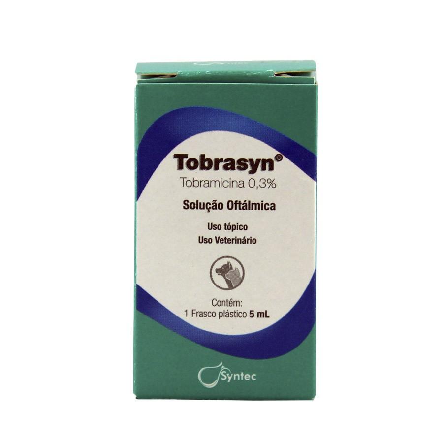 Tobrasyn Colírio Tobramicina - 5ml