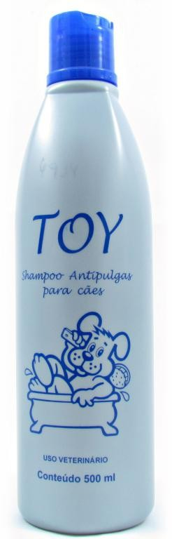 Toy Shampoo Antipulgas - 500ml