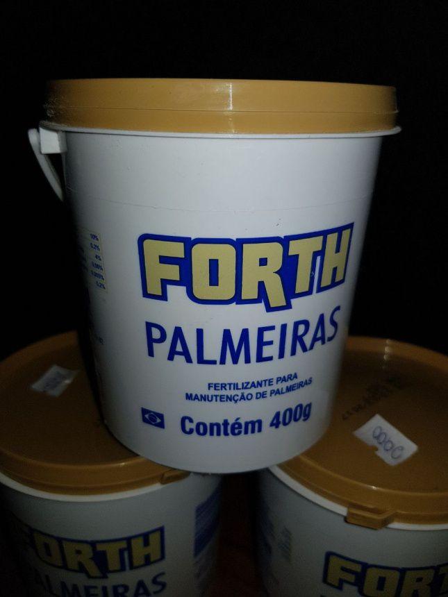 ADUBO FORTH PALMEIRAS