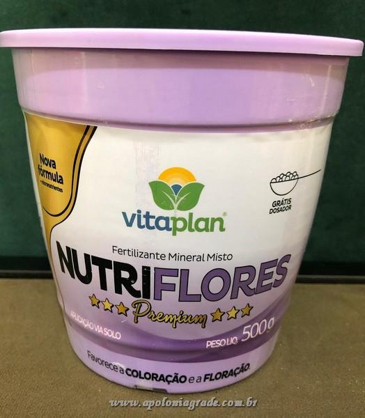 NUTRIFLORES (adubo e vaso para cultivo)