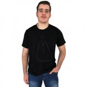 Camiseta Nossa Senhora Aparecida - Preta