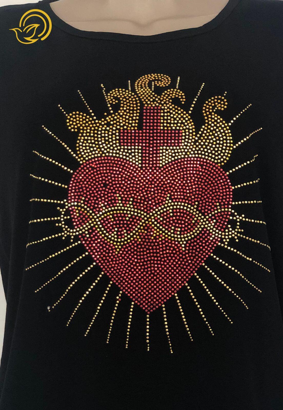 Bata Sagrado Coração