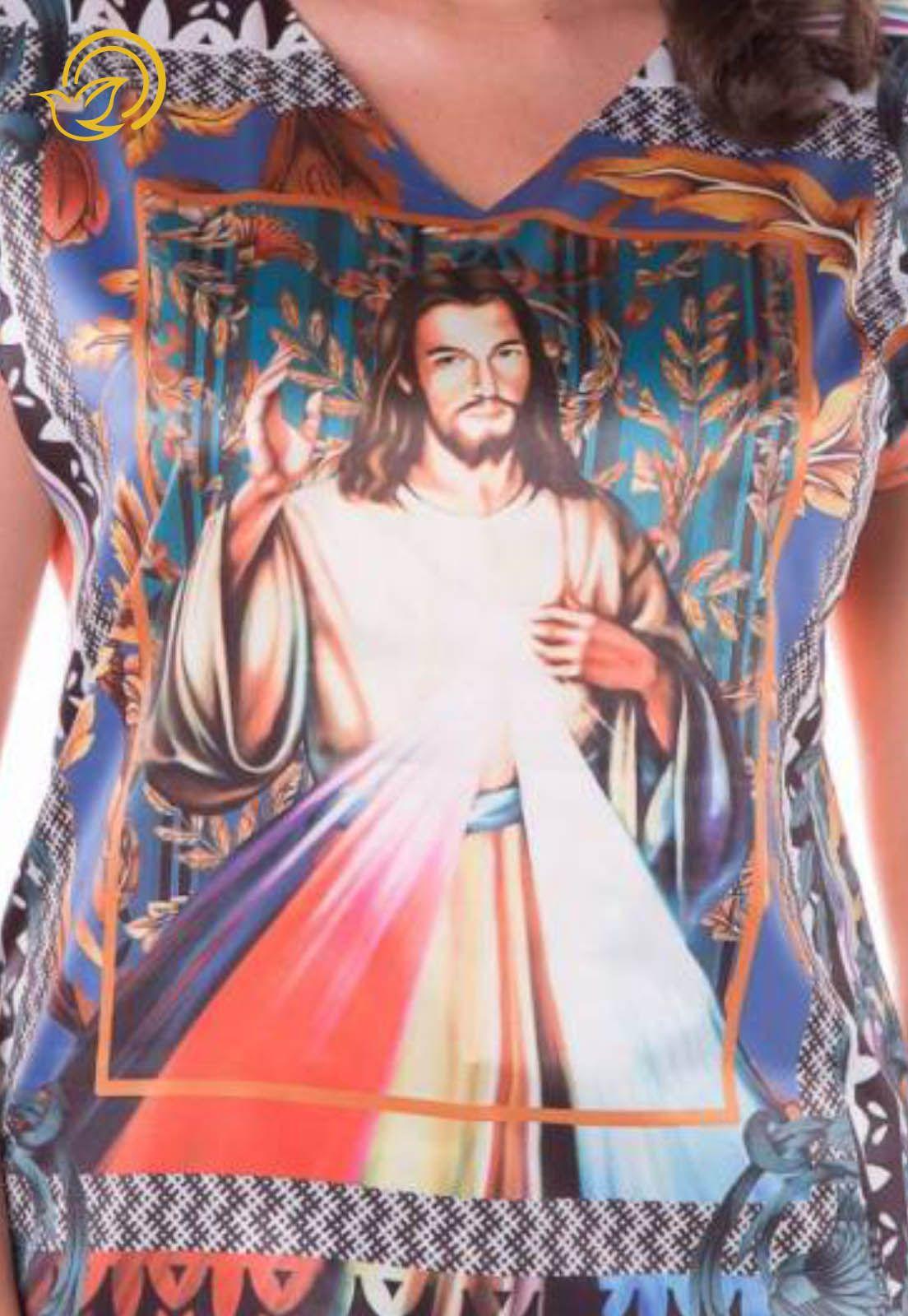 Blusa Jesus Misericordioso