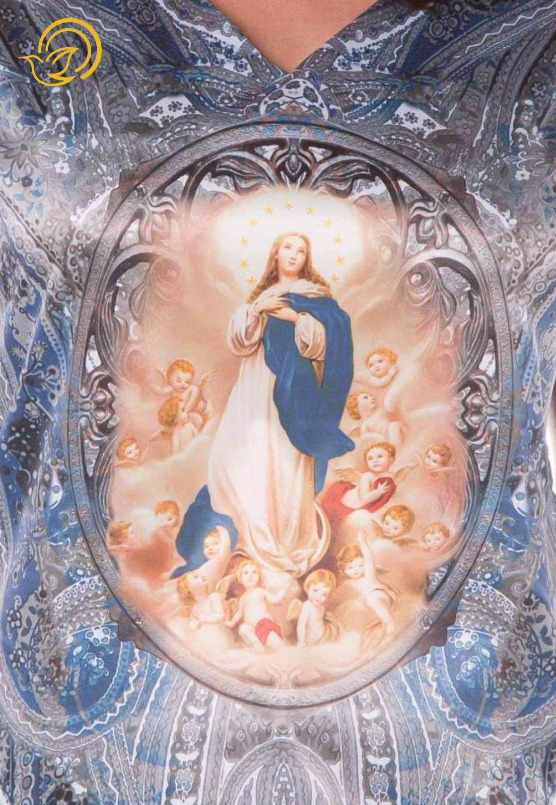 Blusa Nossa Senhora da Conceição