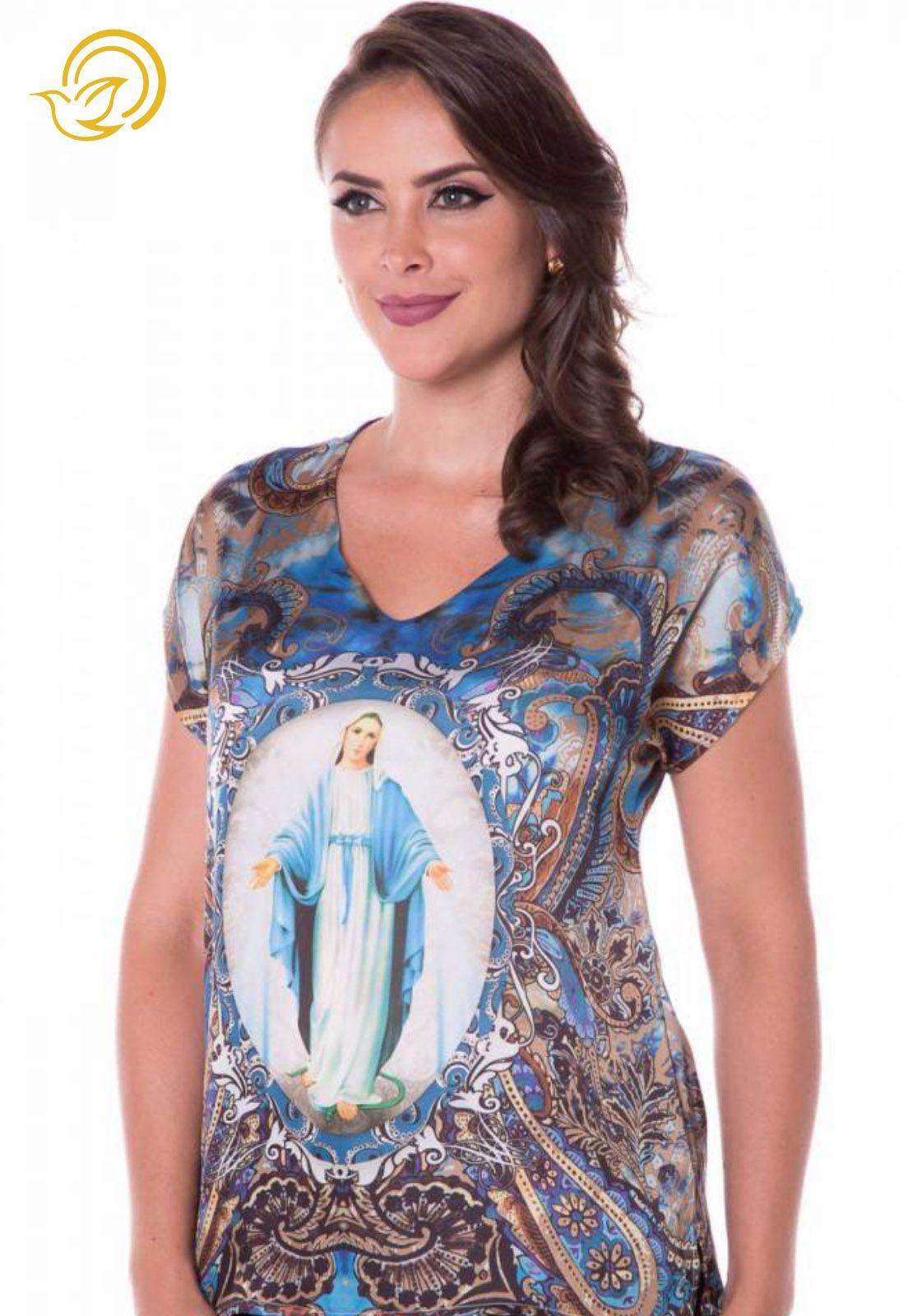 Blusa Nossa Senhora das Graças