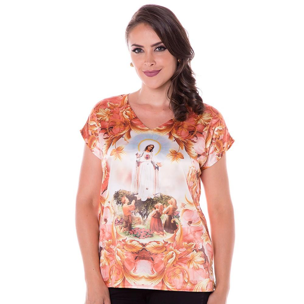 Blusa Nossa Senhora de Fátima
