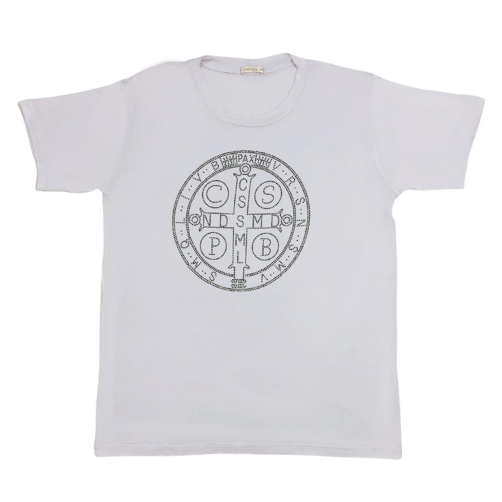 Camiseta Medalha de São Bento