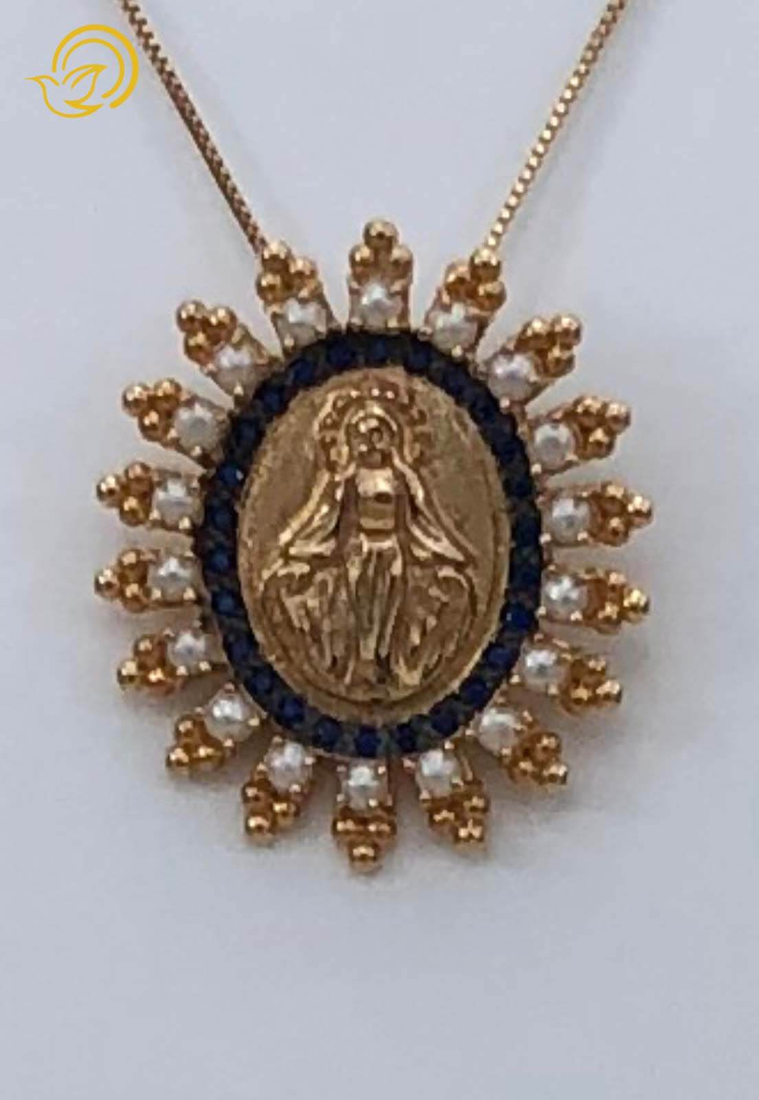 Colar Nossa Senhora das Das Graças