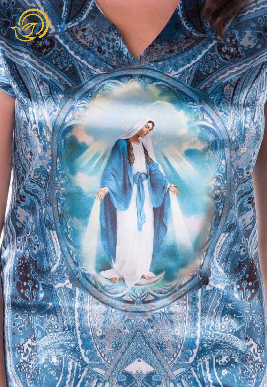 Vestido Nossa Senhora das Graças