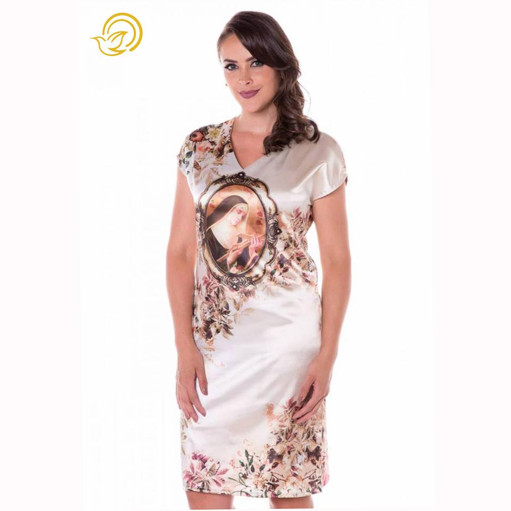 Vestido Santa Rita de Cássia