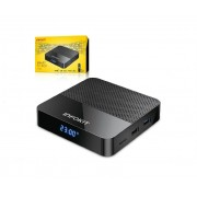 SMART TV BOX DUAL BAND 2.4GHZ E 5.8GHZ WIFI/BLUETOOTH/ANDROID 2GB+16GB TVB-926D EXBOM