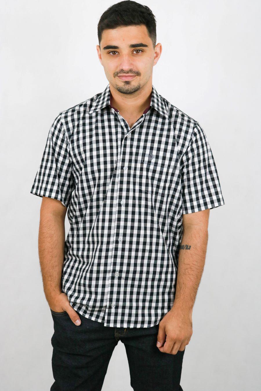 Camisa Obeland confort coleção xadrez