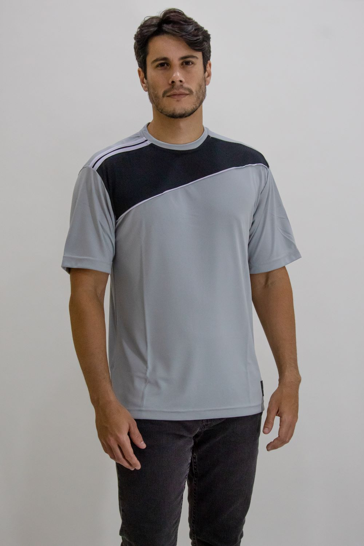 Camisa Obeland dry olimpica recorte Regular