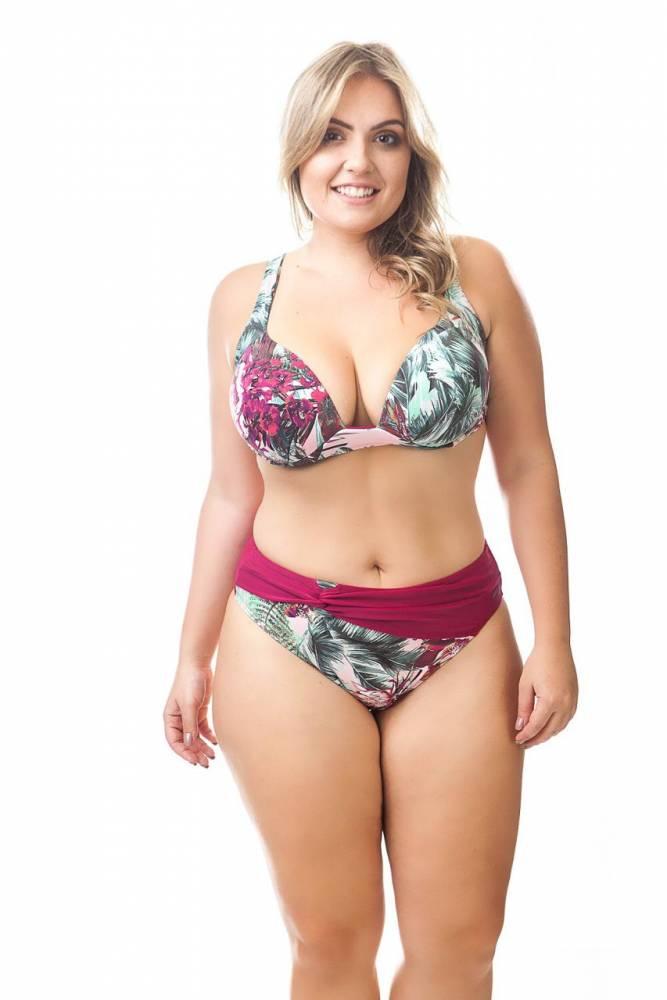 Biqúini Plus Size - Mariana