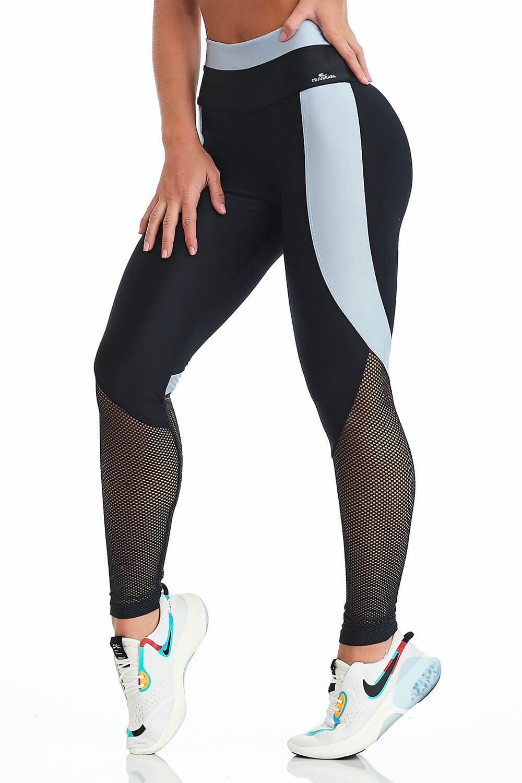 Calça Legging Atletika Intensity Preta