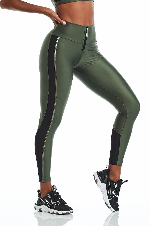 Calça Legging Atletika Silver Verde