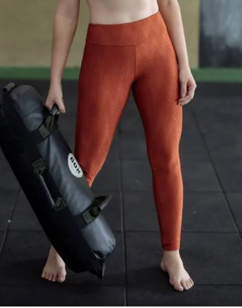 Legging Telha Textura
