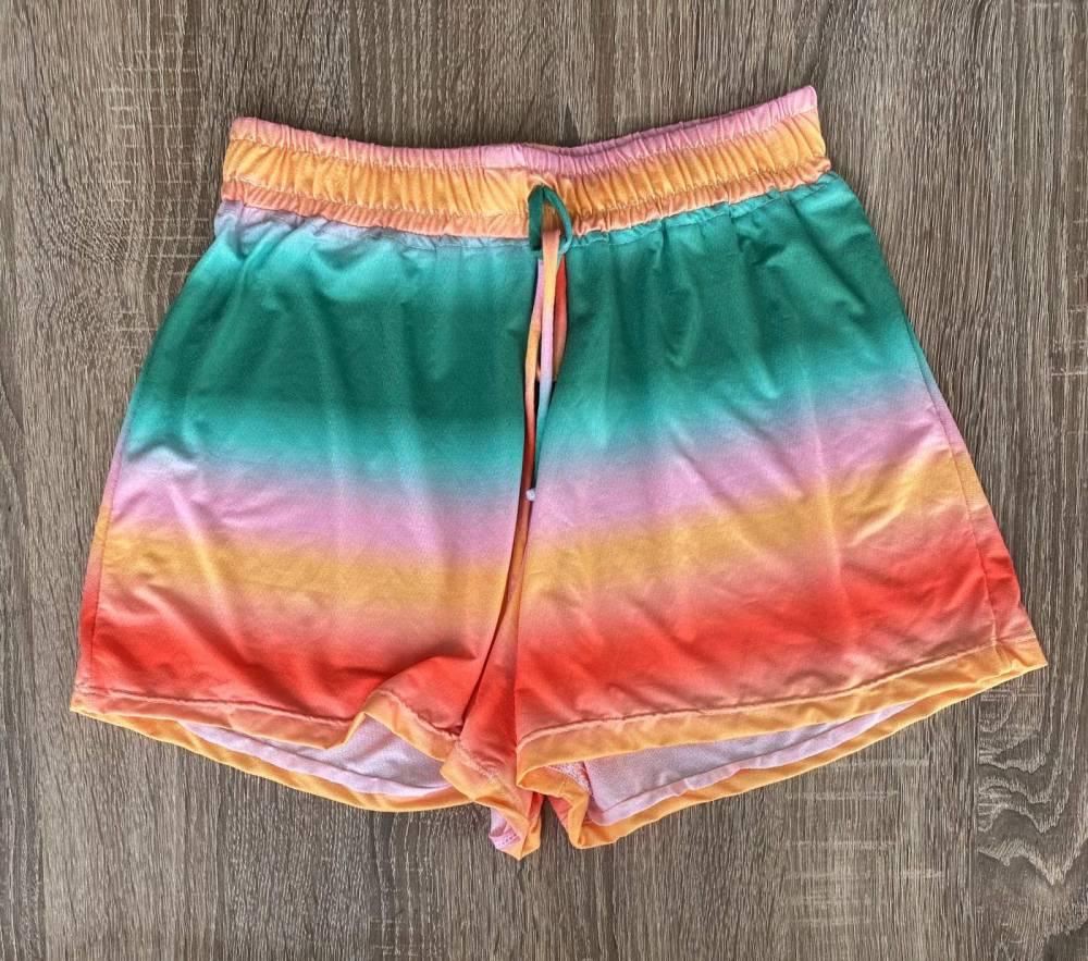 Short de Praia Tie Dye