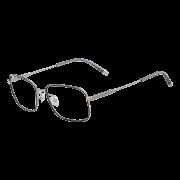 Armação Calvin Klein Quadrada CK5456 037 55 Prata