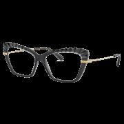 Armação Dolce&Gabbana Cat-Eye DG5050 3160 54 Cinza