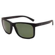 Óculos Armani Exchange AX4041SL 80789A 58 Preto Fosco