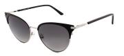 Óculos Calvin Klein Cat-Eye CK19309S 001 56 Preto/Prata
