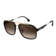 Óculos Carrera Aviador CA133S 2M2HA 57 Dourado/Preto