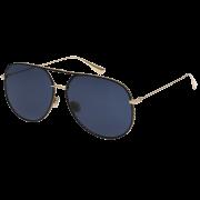 Óculos Dior Aviador Bydior 2M2A9 60 Dourado