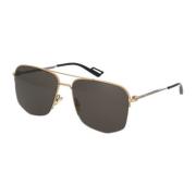 Óculos Dior Clássico 180 RHLIR 60 Dourado
