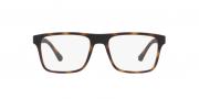 Óculos Emporio Armani Quadrado EA4115 CLIPON2LT 58021W 54 Tartaruga