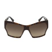 Óculos Guess Máscara GU7650 52G Tartaruga