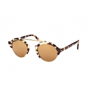 Óculos Illesteva Redondo MILAN4 C08 49 Tartaruga