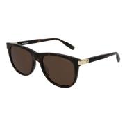 Óculos Mont Blanc MB0031S 008 57 Tartaruga