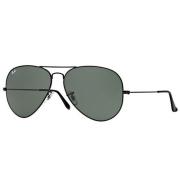 Óculos Ray Ban Aviador RB3026L L2821 62 Preto