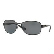 Óculos Ray Ban Clássico RB3518L 00681 63 Preto